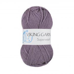Viking Superwash Dökklillablár 168 | Bobby.is netverslun